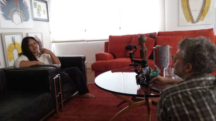 entrevistaGraciGuarani